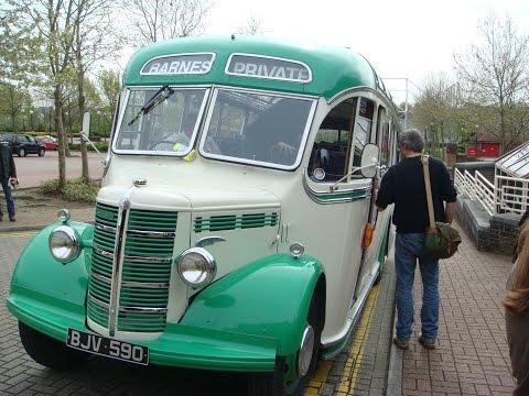 Fforde Ffiesta - 2008 - Historic Bus Tour of Jasper