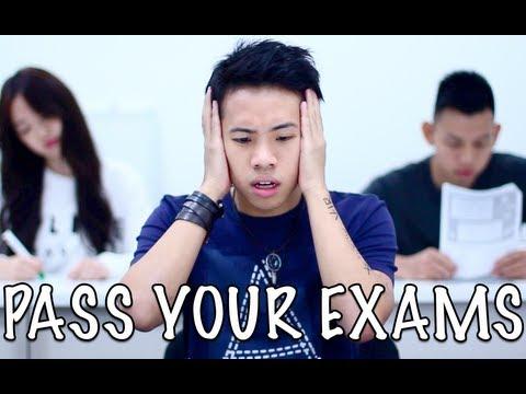 10 Ways To Pass an Exam