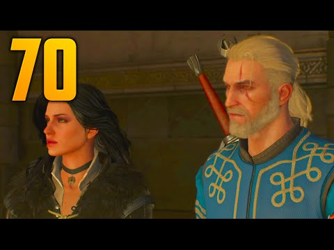 "The Witcher 3: Wild Hunt - Part 70 ""The King is Dead - Long Live the King"" (Let's Play, Walkthrough)"