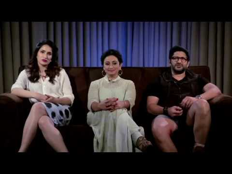 EXCLUSIVE INTERVIEW | IRADA | ARSHAD WARSI | DIVYA DUTTA | SAGARIKA GHAGTE | PART 1