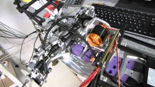 2ter Test jetzt mit 29,6 Volt - 1/5er Elektro RC Car - Wettb