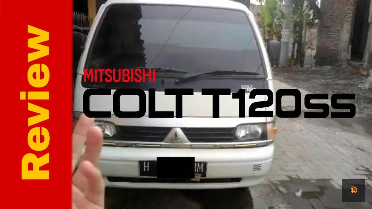 Review Mitsubishi Colt T120ss  2012