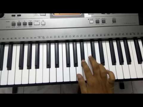 Blockbuster Song on Keyboard | Sarrainodu | Allu Arjun | SS Thaman