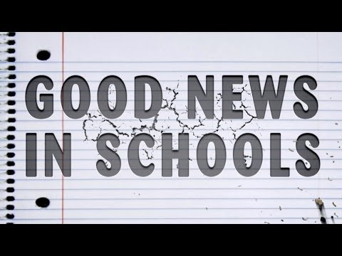 November Good News In Schools