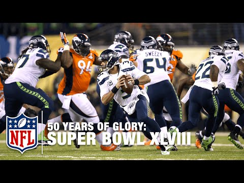 Seattle Seahawks Super Bowl XLVIII | Best of Sound FX | NFL