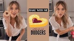 Sweet Darlings: Baking With Sarah Darling - Jammie Dodgers