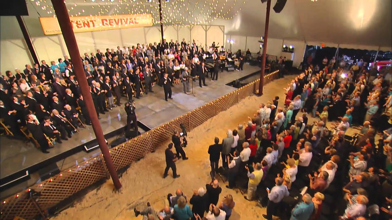Tent Revival Homecoming Old Rugged Cross Youtube
