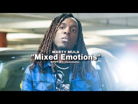 Marty Mula - Mixed Emotions