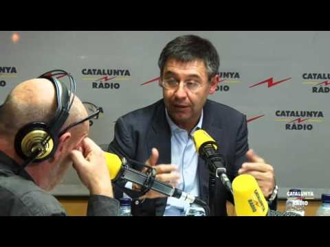 """El club de la mitjanit - J. M. Bartomeu: """"Blatter sap que ha de fer per arreglar el problema, redui"""