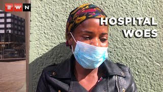 Johannesburg mother Nqobile Dube arrived to the traumatic scene of her daughter, 26-year-old Sichelesile, dead in the waiting room of a hospital on Tuesday – 24 hours after arriving - and is reaching out to anyone with loved ones at Helen Joseph Hospital to check up on them. Dube alleges that her daughter might have died due to neglect.  #HelenJosephHospital #PublicHealth #NHI