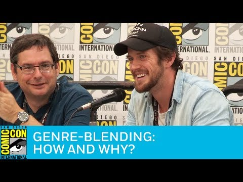 Genre-Blending: How and Why? Panel | San Diego Comic-Con 2017