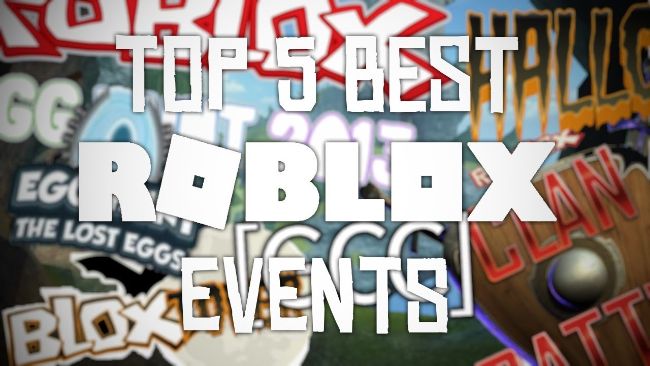 Top 5 Best ROBLOX Events