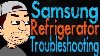 Samsung Refrigerator Troublesh…