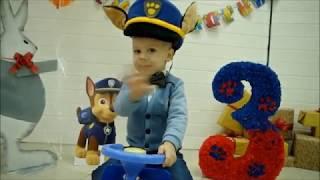 Щенячий патруль в Бюро Чудес. День рождение Тимофея.