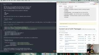 My GNU Emacs configuration for programming