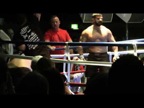 E.F.S Kenny & Bobak Fight