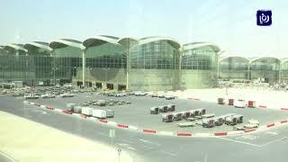 %9 نسبة نمو عدد المسافرين في مطار الملكة علياء الدولي خلال الربع الأول - (8-5-2018)