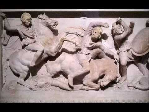 The Life And Death Of Alexander the Great