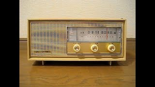 7石トランジスターラジオ 日本ビクター  MODEL 7H-151  「テレサ・テン  甜蜜蜜」 を聴いてみますた。