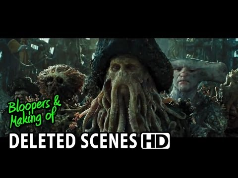 Pirates of the Caribbean: At World's End (2007) Deleted, Extended & Alternative Scenes #5