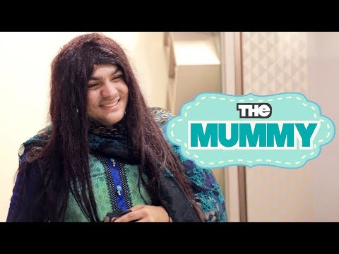 The Mummy | Ashish Chanchlani