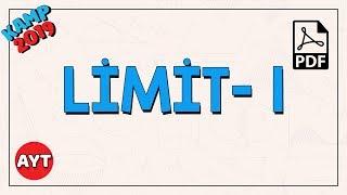 Limit Kavramı   Kamp2019