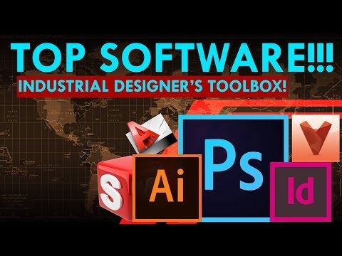 Top Software In Industrial Design!!!