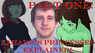 Zahard's Princesses Explained! [Part One] | Tower of God