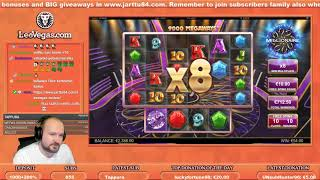 Who Wants To Be A Millionaire Slot!! Mega Big Win!!