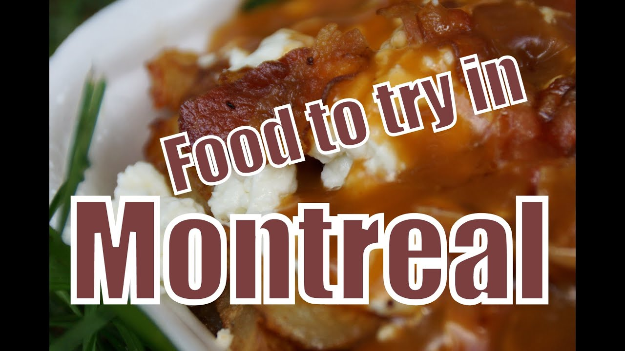 The Only 11 Canadian Foods You'll Ever Need to Eat   HuffPost  Montreal Canada Food