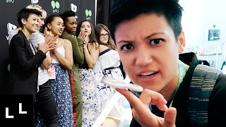 We Met Our Fans At VidCon • Ladylike