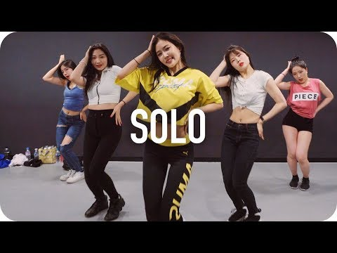 Solo - Clean Bandit ft. Demi Lovato / Ara Cho Choreography Mp3