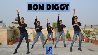 Gambar cover Bom Diggy - Zack Knight ft Jasmin Walia | Sukriti Dua Choreography | Beat It