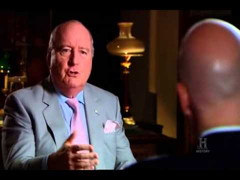 Anthony Warlow Interview - Great Australians with Alan Jones