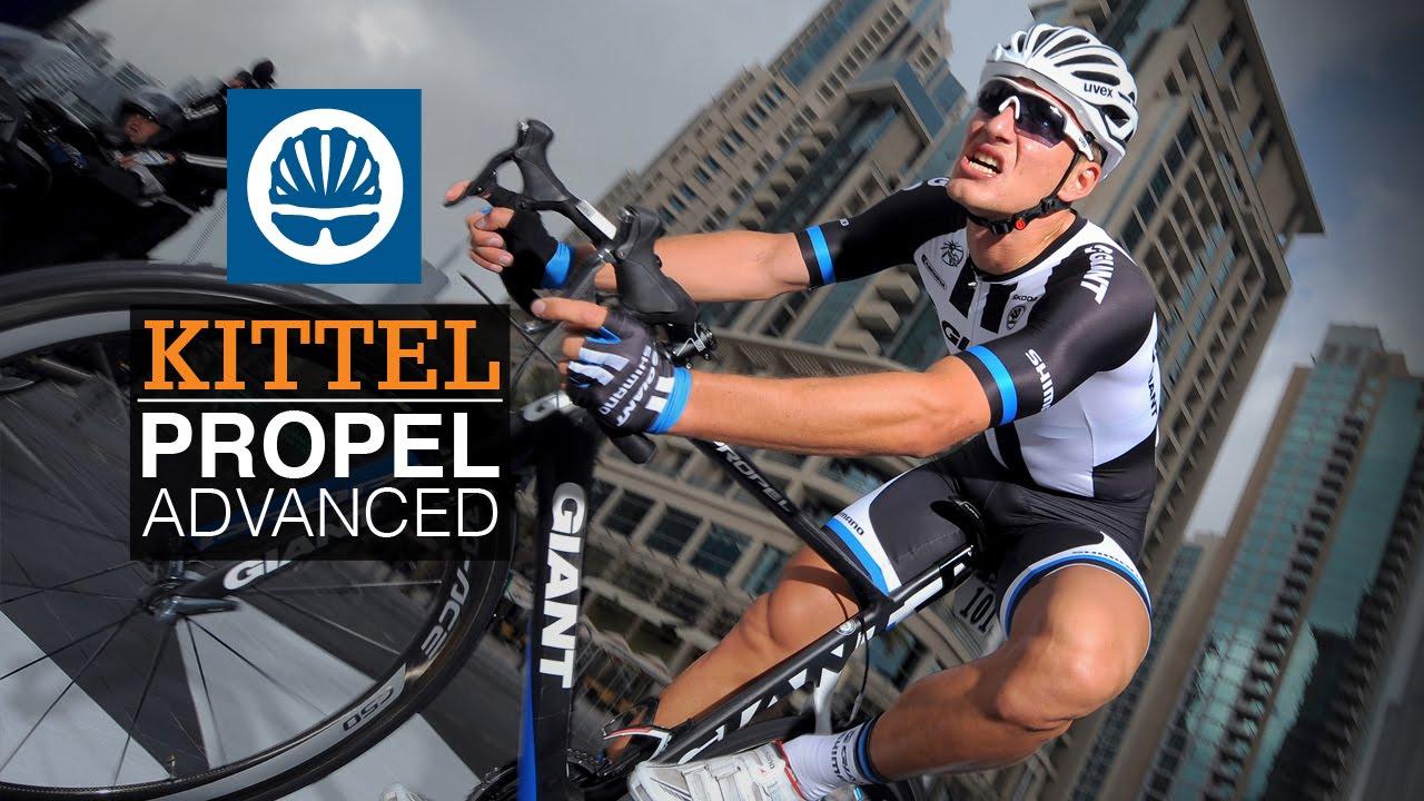 Marcel Kittel's Giant Propel Advanced SL