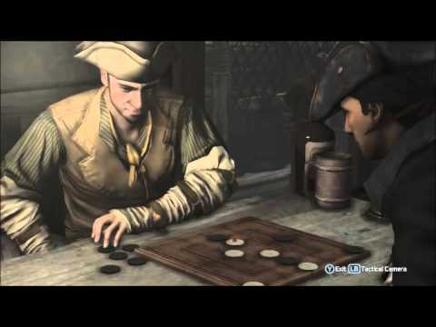 AC 3 Part 2 Ship Games and Combat