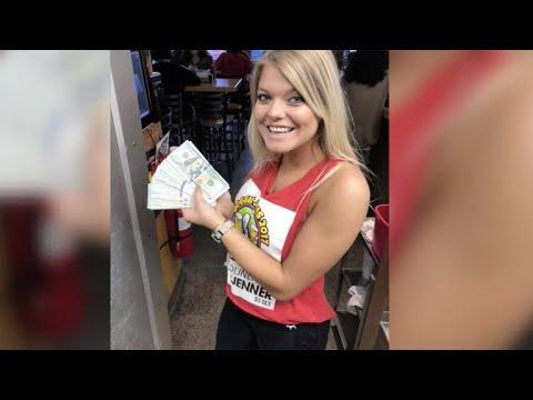 Eric Hunter - Waitress Gets $10,000 Tip