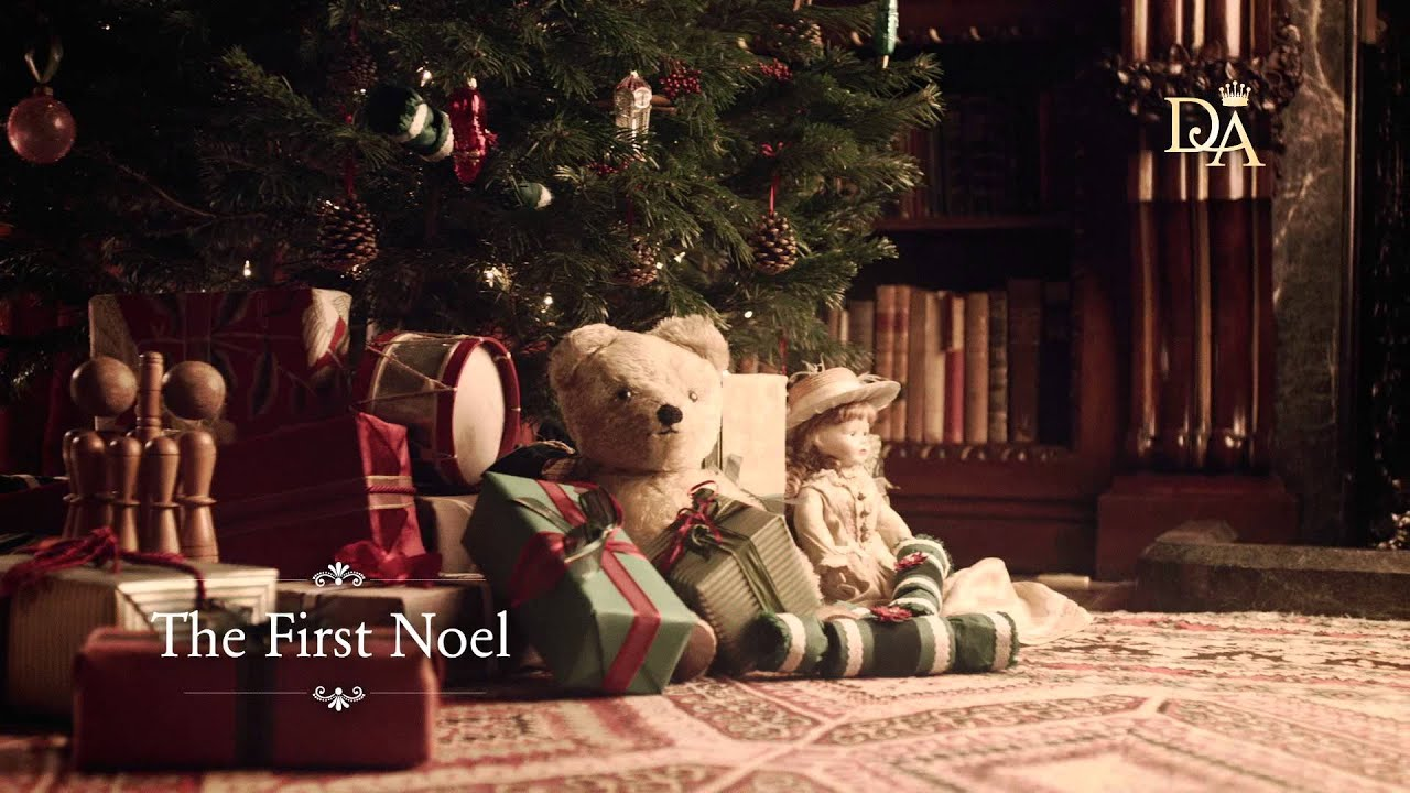 Christmas at Downton Abbey TV Advert - YouTube