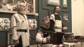 КАЗАЧЬЯ ПЕСНЯ  -
