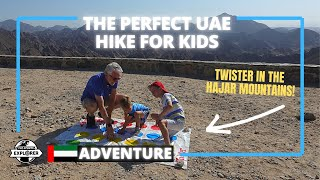 Looking for a great hike in the UAE for the whole family? Head to Wadi Shawka | United Arab Emirates