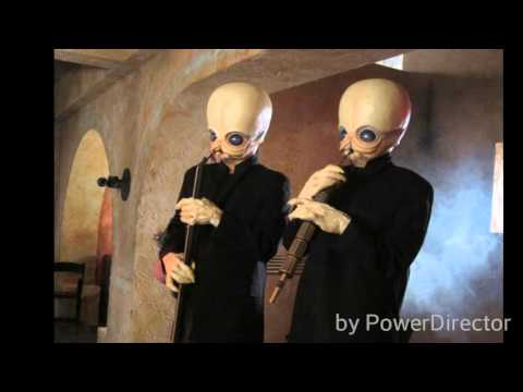 Star War Bar Theme (Cantina Band)