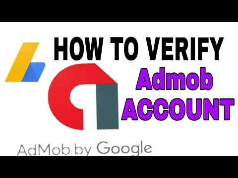 How To Verify Admob Account 2018 | Admob Address Verified