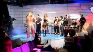 Marilé Andrade le canta a su hermana Yolanda Andrade