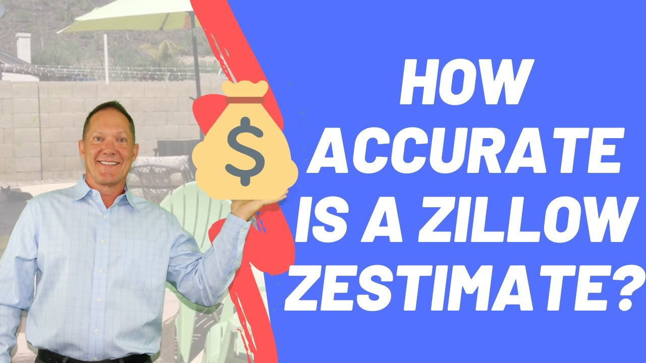 How Accurate is Zillow Zestimate - Can you trust online home valuations?