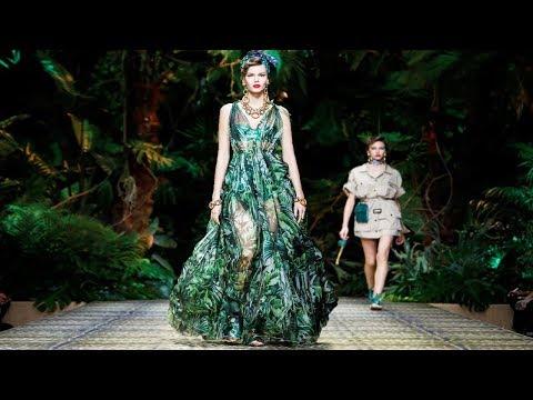 Dolce & Gabbana | Spring/Summer 2020 | Milan Fashion Week