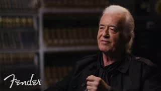 In Conversation With Jimmy Page   Artist Signature Series   Fender