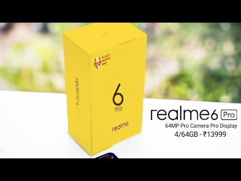Realme 6 & Realme 6 Pro   Official Specification & Confirmed Price In India    Poco X2 Killer 🔥😲