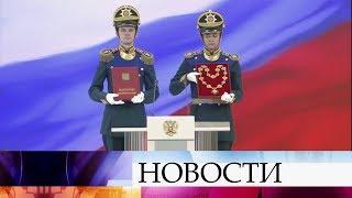 Церемония инаугурации главы государства пройдет в Кремле в седьмой раз в новейшей истории России.