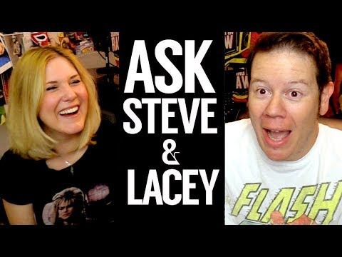 STEVE IN PRISON? Ask Steve and Lacey Ep. 11