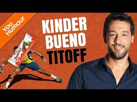 TITOFF - Kinder Bueno